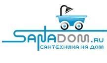 Интернет-магазин сантехники Sanadom.ru